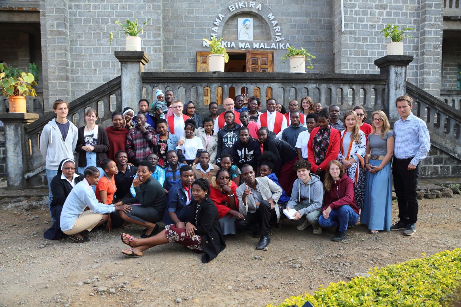 Oaza w Tanzanii